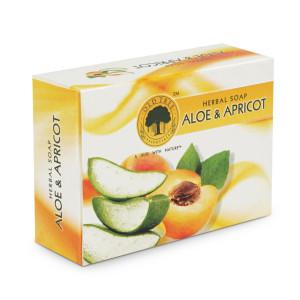 Aloe Apricot Soap