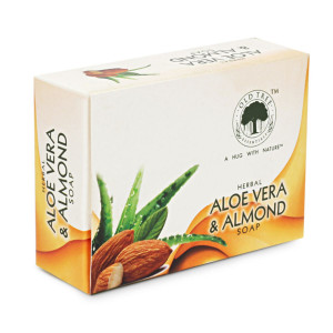 Aloe Almond Soap