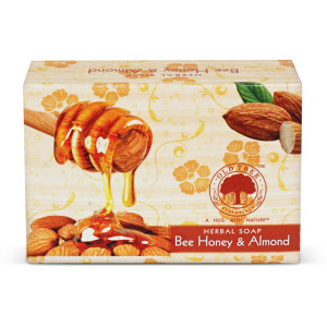 Bee Honey & Almond Soap