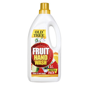fruit hand wash