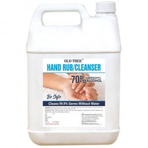 IPA Hand Sanitizer