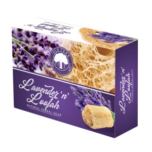 Lavender & Loofah Soap