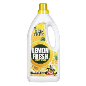 lemon fresh hand wash