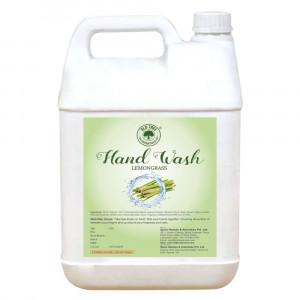 Lemongrass Hand Wash 5 Ltr