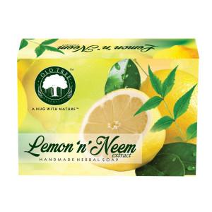 Lemon & Neem Soap