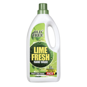 limefresh hand wash