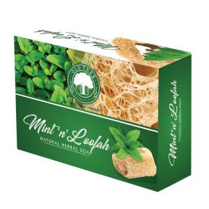 Mint & Loofah Soap