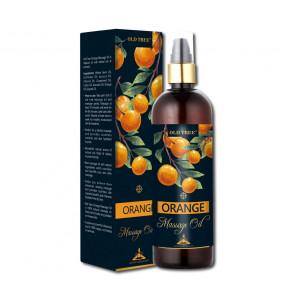 Orange Massage Oil