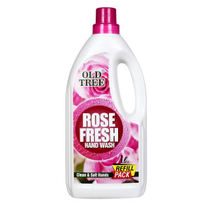 rosefresh hand wash