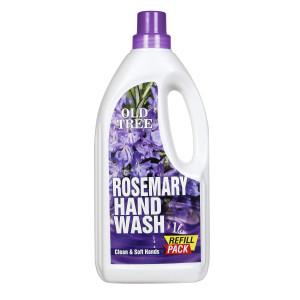 rosemary hand wash