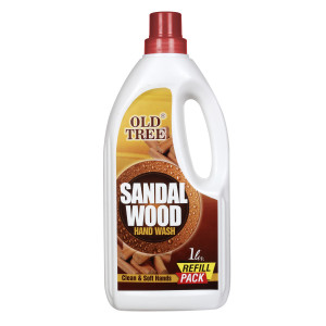 sandalwood hand wash