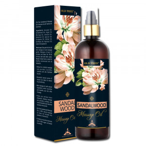 Sandalwood Massage Oil