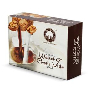 Walnut & Goat milk Soap